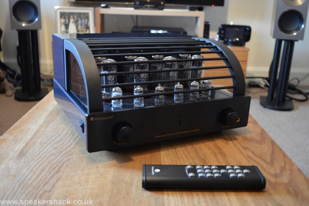 PrimaLuna DiaLogue Premium HP Black